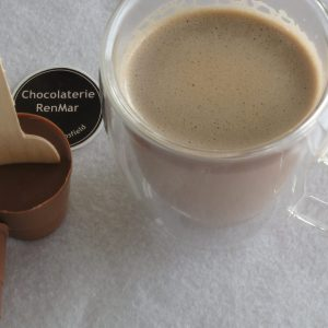 Couverture DIY Hot Chocolate Spoons in Milk and Dark Chocolate