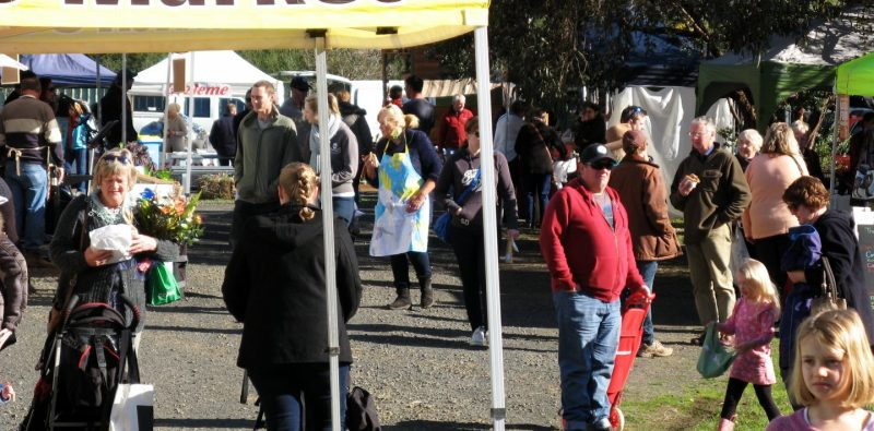 Tallarook Farmers Market – August