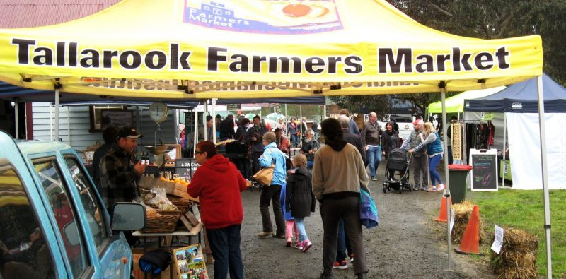 Tallarook Farmers Market – July