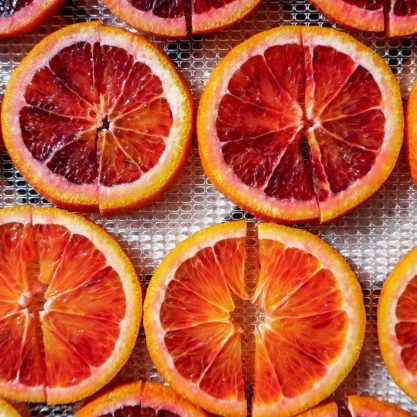 Blood Orange Season Is Here!