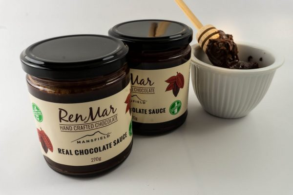 Real Chocolate Sauce